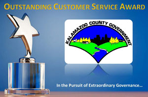 Outstanding Customer Service Award