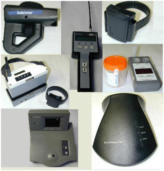 electronic monitoring equipment