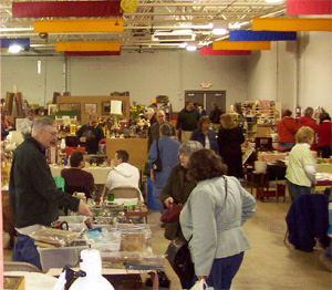 Image result for flea market genealogy images