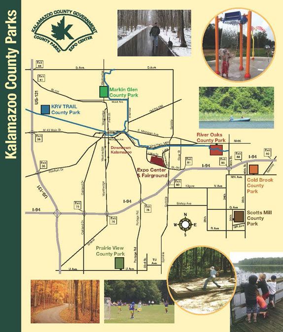 Maps And Directions Kalamazoo County Parks And Expo Center - Map sites for directions
